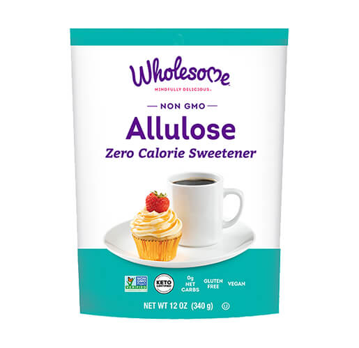 Wholesome Allulose Sweetener