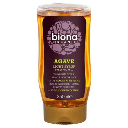 Biona Agave Light Syrup 250 ml