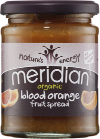 Meridian Organic Blood Orange Spread 284g