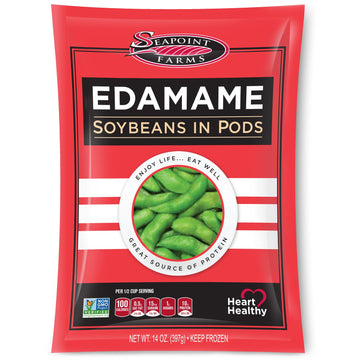 Seapoint Farms Edamame in Pods 14 oz.