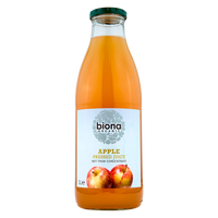 Biona Organic Pressed Apple Juice 1L