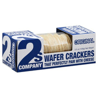 2s Company Original Wafer Crackers 3.5 oz