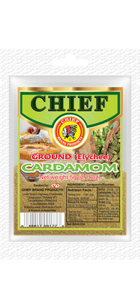 Chief Ground (Elychee) Cardamom 5 g
