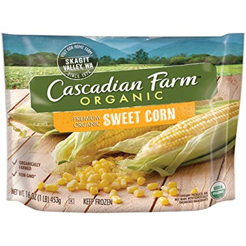Cascadian Farm Organic Sweet Corn 16 oz