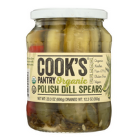 Cook's Pantry Pickle Dill Spears 23.3oz