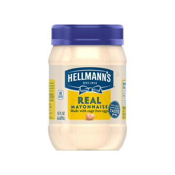 Hellmann's Real Mayonnaise 15 oz