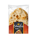 Stonefire Naan Plain Bread 8.8 oz