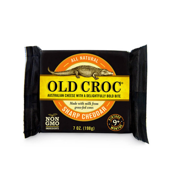 Old Croc Sharp Cheddar 7oz