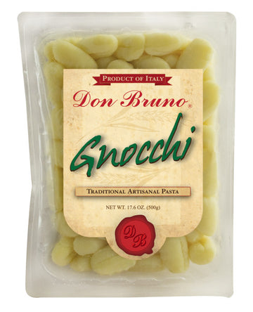Don Bruno Potato Gnocchi 17.6 oz