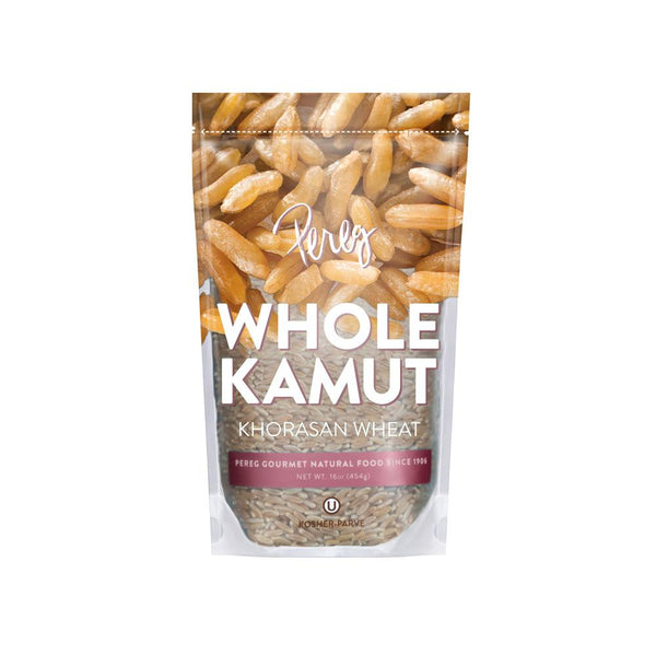 Pereg Whole Kamut-Khorasan Wheat 16 oz.