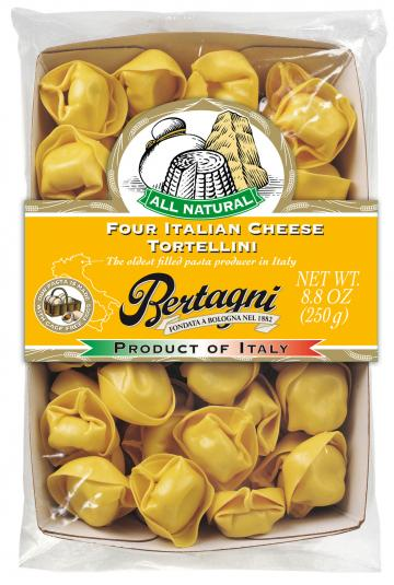Bertagni Four Cheese Tortelloni 8.8 oz