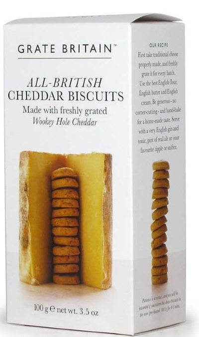 Grate Britain Cheddar Crackers
