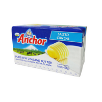 Anchor Salted New Zealand Butter 16 oz