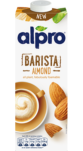 Alpro Almond Barista 1000 ml