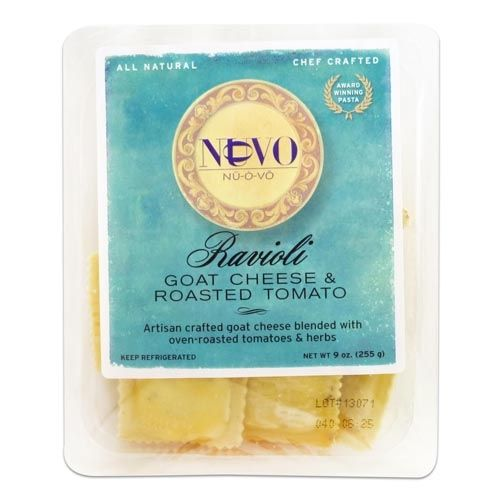 Nuovo Goat Cheese & Roasted Tomato Ravioli 9oz