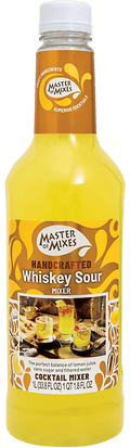 Master of Mixes Whiskey Sour Cocktail Mixer 1 ltr