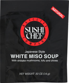 Sushi Chef White Miso Soup 0.5 oz.