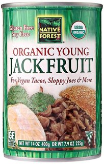 Native Forest Young Jack Fruit 14 oz.