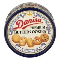 Danisa Butter Cookies 16 oz.