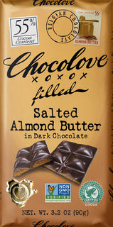 ChocoLove Salted Almond Butter