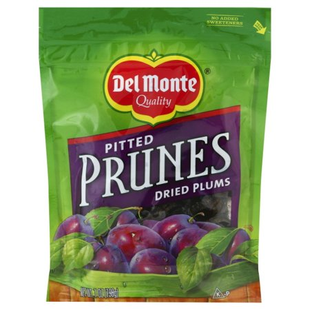Del Monte Pitted Dry Prunes 7 oz