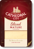 Cathedral City Mature Cheddar Slices 150g