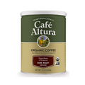 Cafe Altura Dark Roast, Ground 12 oz