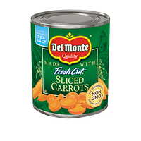 Del Monte Sliced Carrots 8.25 oz