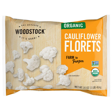 Woodstock Cauliflower Florets 16 oz.