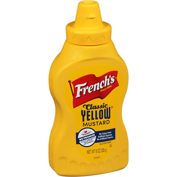 French's Mustard Squeeze 8 oz