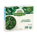 Cascadian Farm Frozen Cut Spinach 10 oz