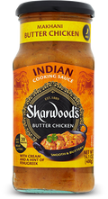Sharwood's Butter Chicken Makhani Indian Cooking Sauce 14.1 oz