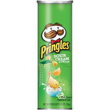 Pringles Stack n Share Sour Cream & Onion 200g