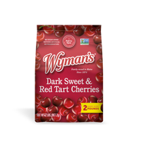 Wyman's Sweet & Dark Tart Cherries 2 lbs.