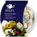 Delphi Mixed Salad W/ Olives 300g