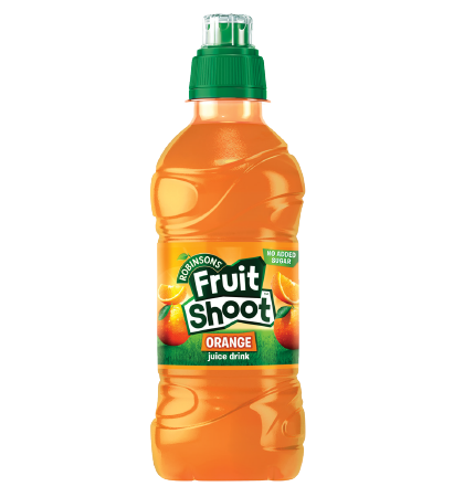 Robinsons Fruit Shoot Orange Juice Drink 200ml