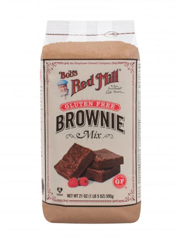 Bob's Gluten Free Brownie Mix 21oz