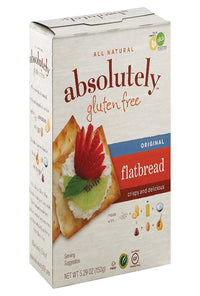 Absolutely Gluten Free Original Flatbread 5.29oz