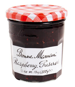 Bonne Maman Raspberry Preserves 13oz