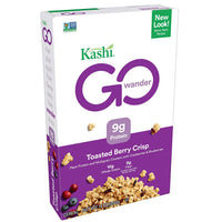 Kashi Go Toasted Berry Crisp Cereal 14 oz