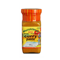 Walkerswood Curry Paste 6.7oz