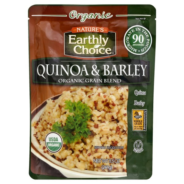 Nature's Earthly Choice Quinoa & Barley 241 g