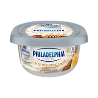 Philadelphia Cream Cheese Honey Pecan Spread 8 oz