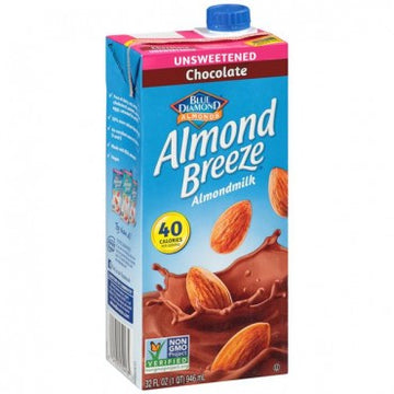 Blue Diamond Chocolate Almond Milk 946ml