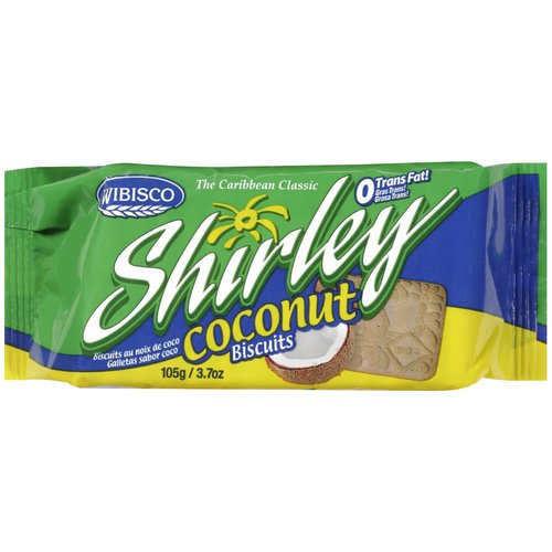 Shirley Coconut Biscuits 105g
