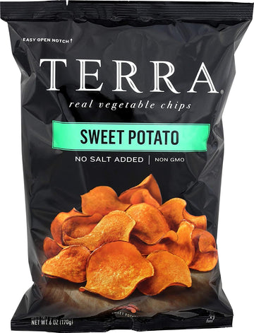 Terra Plain Sweet Potato Chips 1.2oz