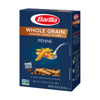 Barilla Whole Grain Penne Pasta 1 lb