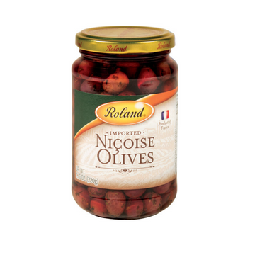 Roland Nicoise Olives/ Jars - France 7.75 oz