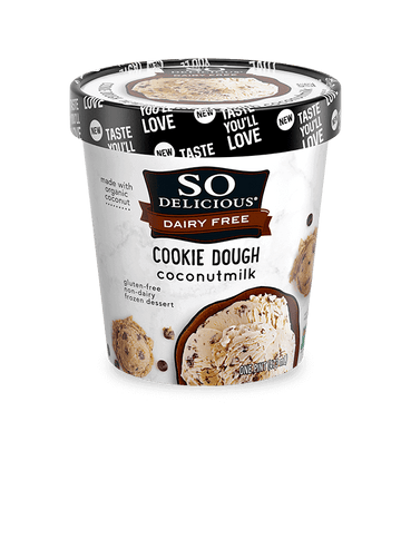 So Delicious Cookie Dough w/ Coconut