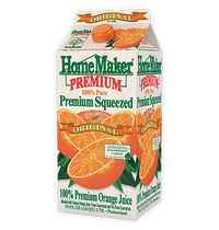 Home Maker's Orange Juice without Pulp
